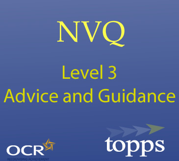 Level 3 NVQ Advice and Guidance Image