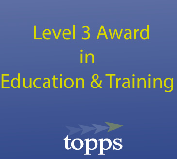 Level 3 Award in Education and Training Image