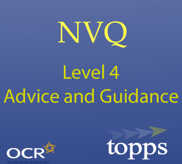 Level 4 NVQ Advice and Guidance Image