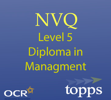 Level 5 NVQ Diploma In Management Image
