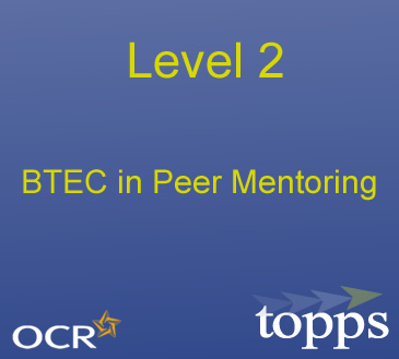Level 2 BTEC in Peer Mentoring Image
