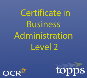 Certificate in Business Administration Level 2 Image