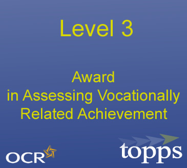 Level 3 Award in Assessing Vocational Achievement Image