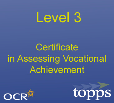 Level 3 Certificate in Assessing Vocational Achievement Image