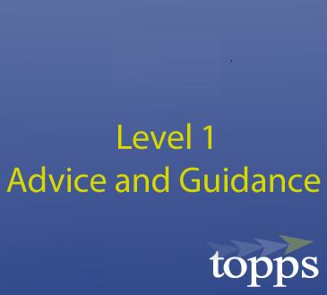 Advice and Guidance Introduction Image