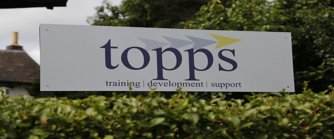 Welcome to Topps Training